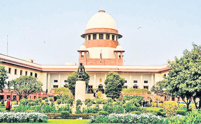 Help children orphaned by COVID-19 orders Supreme Court - Sakshi