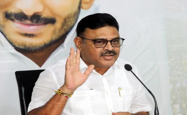 Ambati Rambabu Comments Completing Two Years Rule Of YS Jagan In AP - Sakshi