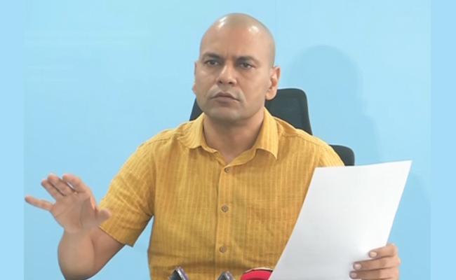AP Health Secretary Anil Kumar Singhal Says Corona Curve Downfall In The State - Sakshi