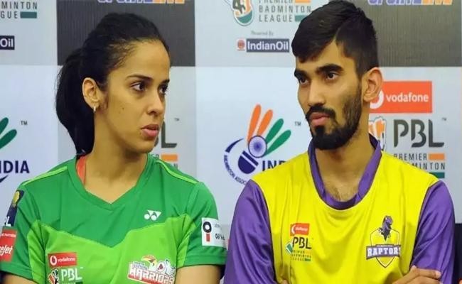 Saina Nehwal And Kidambi Srikanth Do Not Qualify For Tokyo Olympics - Sakshi