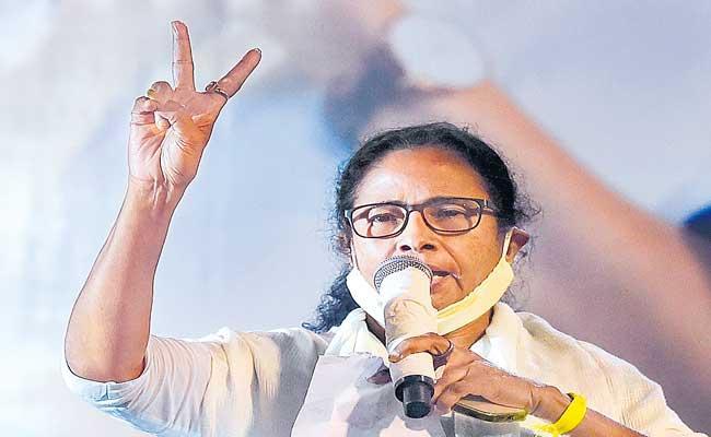 Bengal Saved The Country Says Mamata Banerjee - Sakshi