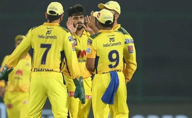 IPL 2021: Covid 19 Scare In Chennai Super Kings Camp, Reports - Sakshi