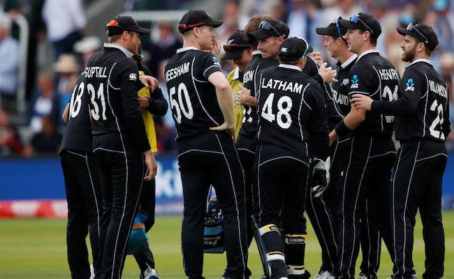 New Zealand Top Ranked ODI Team Following Annual Update - Sakshi