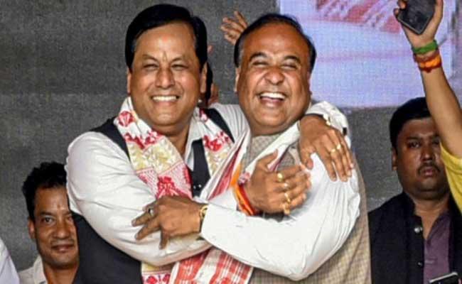 Sarbananda Sonawal or Himanta Biswa Sarma In Next Chief Minister - Sakshi