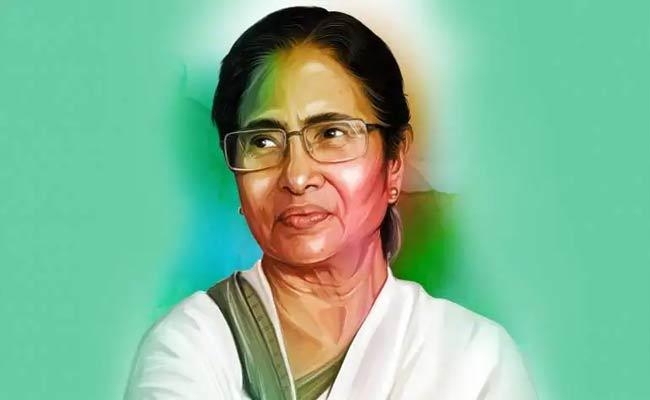 West Bengal Election Result 2021: Trinamool Sweeps Bengal - Sakshi