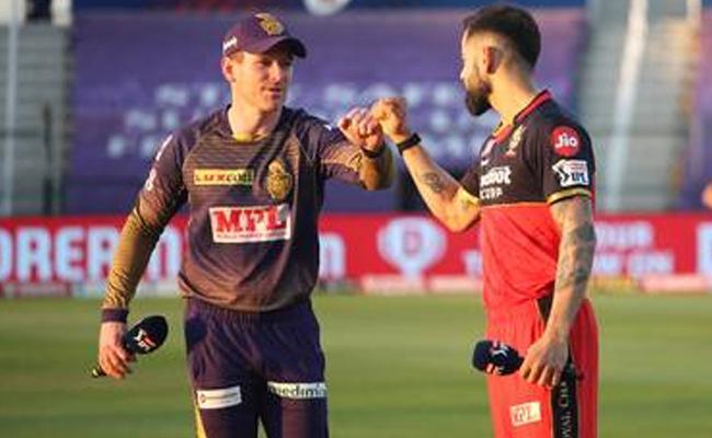 IPL 2021 Varun, Sandeep Test Covid Positive KKR v RCB To Be Postponed - Sakshi