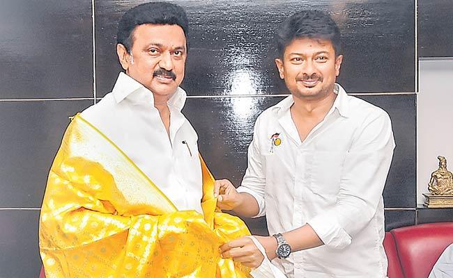 Stalin Has Won, But Udhayanidhi Is Real Rising Son Of DMK - Sakshi