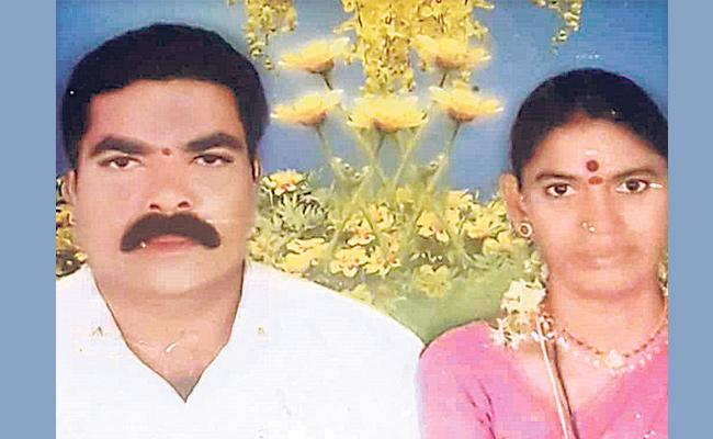 Medak: Couple Eliminate Themselves Health Problem Call Record Brother - Sakshi