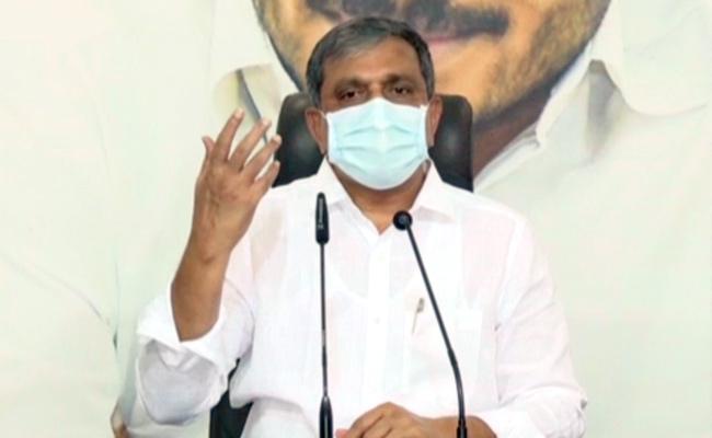 Sajjala Ramakrishnareddy Media Conference On Two Year Rule Of  YSRCP Govt - Sakshi