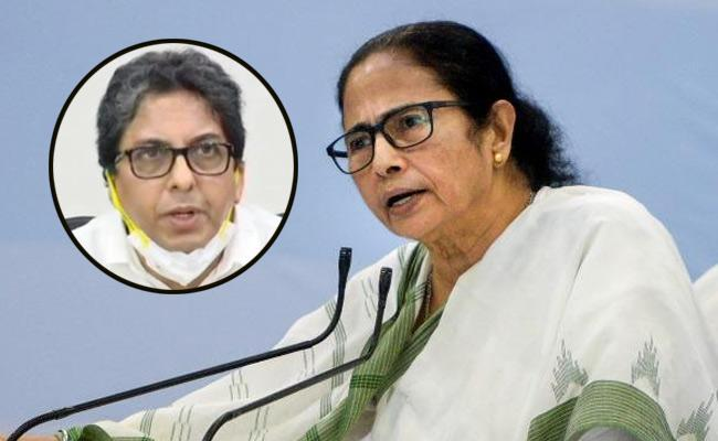 Alpana Bandyopadhyay Resigned For His Bengal CS Post - Sakshi