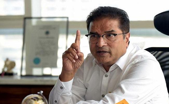 Sensex at 200,000 in 10 years says Raamdeo Agrawal - Sakshi