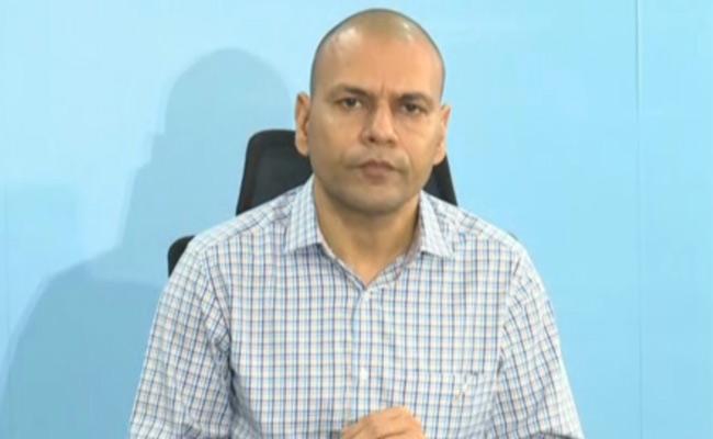 Anil Kumar Singhal Said Corona Cases Declined In AP - Sakshi
