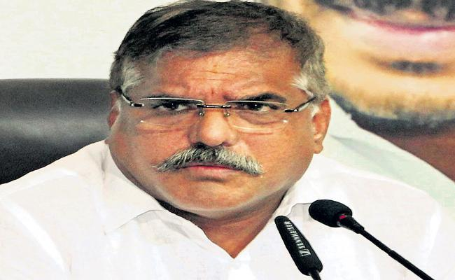 Botsa says that development of all areas is the goal of AP Govt - Sakshi