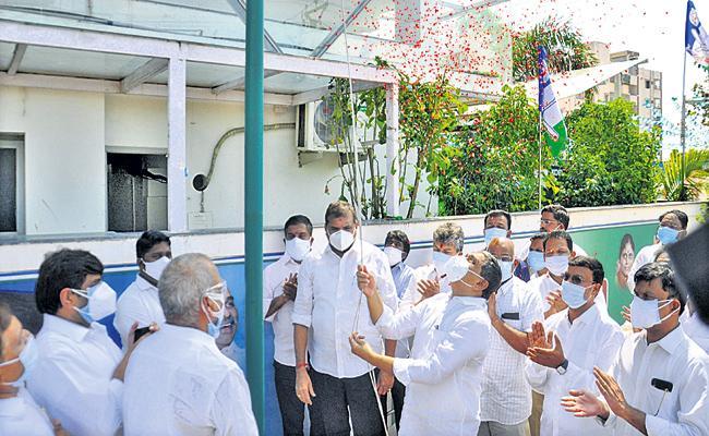 Sajjala Ramakrishna Reddy Comments On CM Jagan two years Rule - Sakshi