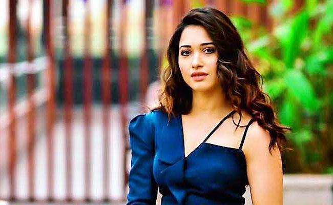 Tamannaah Shares Her Feeling In Corona Time - Sakshi