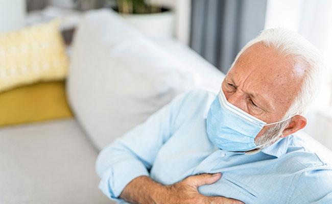 Covid Care: Heart Patients To Be More Careful - Sakshi