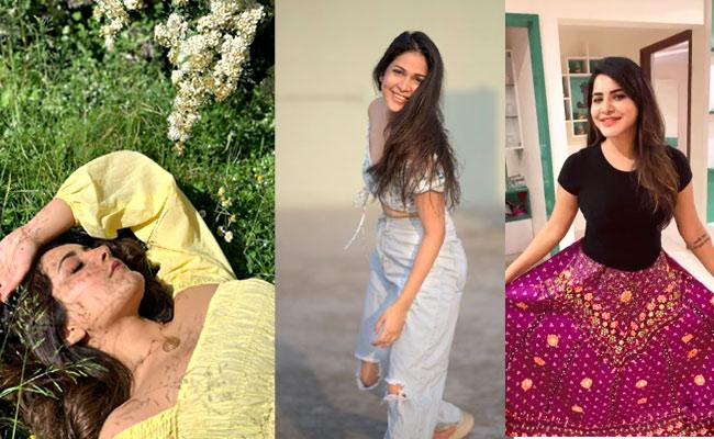 Social Hulchul: Rashi Khanna In Dreams, Ashu In Reels - Sakshi