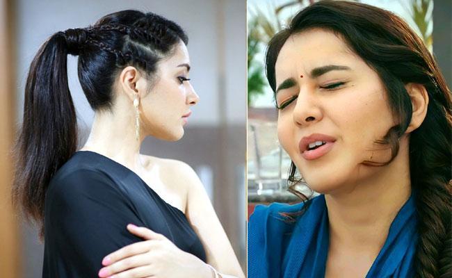 Viral: Rashi Khanna Shares Emotional Moment About Madras Cafe Movie Shooting - Sakshi