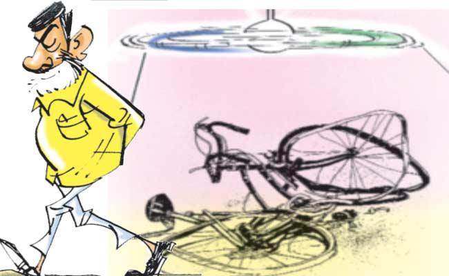 People Shocked TDP In Nellore District - Sakshi