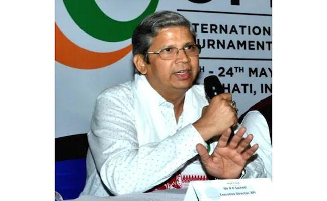 Boxing Federation Of India Executive Director RK Sacheti Dies Covid 19 - Sakshi