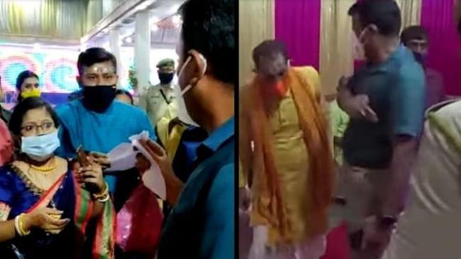 West Tripura Collector Shailesh Kumar Yadav Relieved From Post - Sakshi