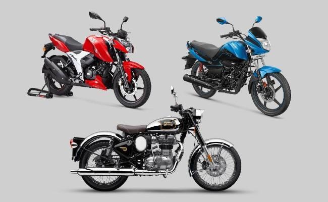 Two Wheeler April Sales drop Down in India - Sakshi
