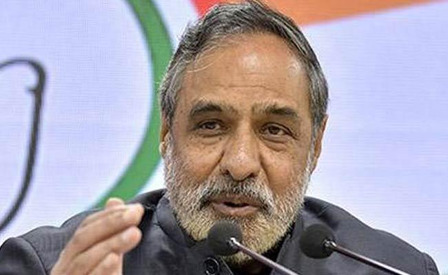 Anand Sharma Demand Election Commission Should Be Disbanded - Sakshi