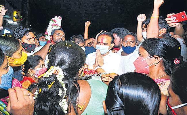 Telangana Govt Committee On Devarayanjal Temple Lands - Sakshi