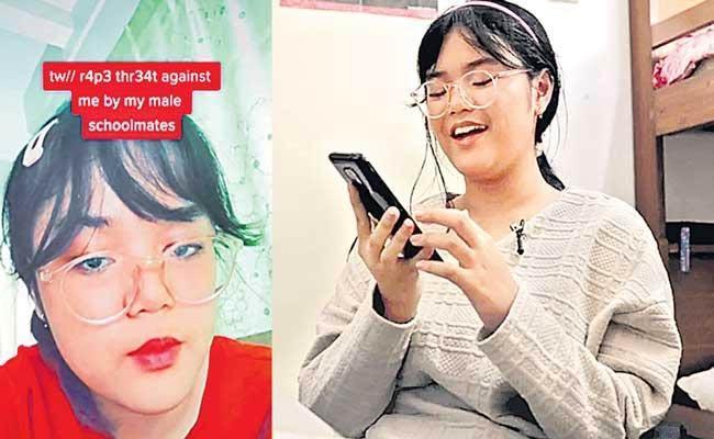 Malaysian Teenager Slams Molestation Jokes by Teacher in Viral Video - Sakshi