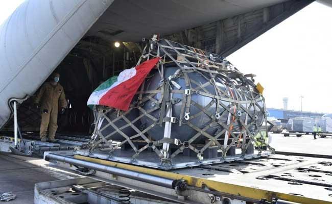 Italy Sends Oxygen Generation Plant for ITBP Hospital - Sakshi