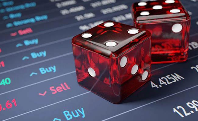 sensex trading in flatnote - Sakshi