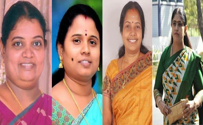 Tamil Nadu Assembly Election 2021 Only 12 Women MLA Candidates Won - Sakshi
