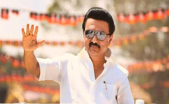 MK Stalin set to take oath as CM on May 7 - Sakshi