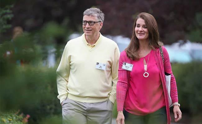 Bill And Melinda Gates Divorce After 27 Years Of Marriage - Sakshi