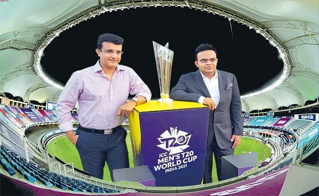 After IPL Postponement, 2021 T20 World Cup Set For UAE Shift - Sakshi