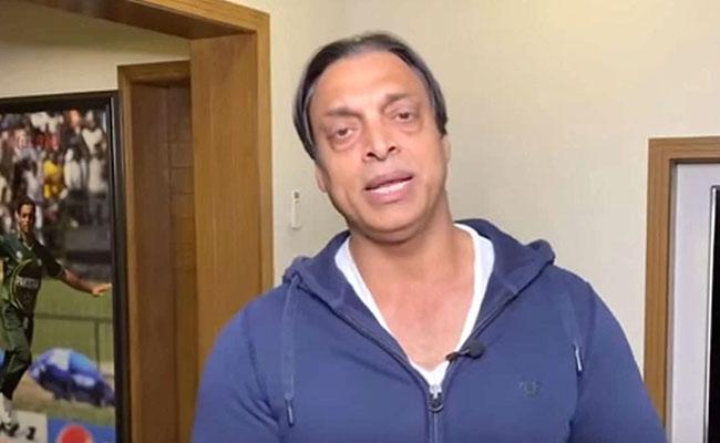Shoaib Akhtar Reacts After IPL 2021 Gets Suspended - Sakshi