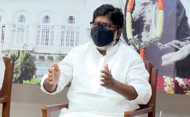 CLP Leader Bhatti Vikramarka Open Challenge To CM KCR - Sakshi