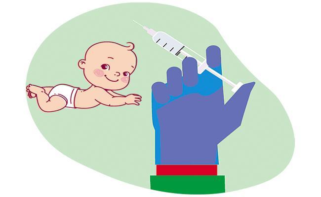 Central govt issuance of covid treatment protocols for infants - Sakshi