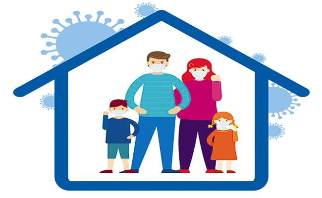 More than one lakh people in home isolation itself - Sakshi