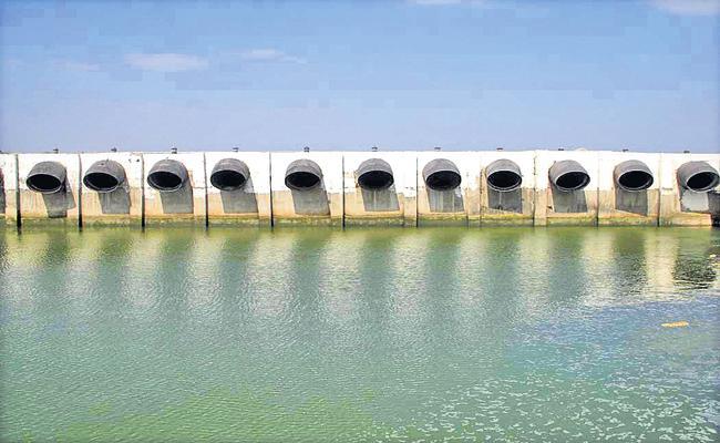 AP Govt Green signal for Handri-Neeva capacity increase - Sakshi