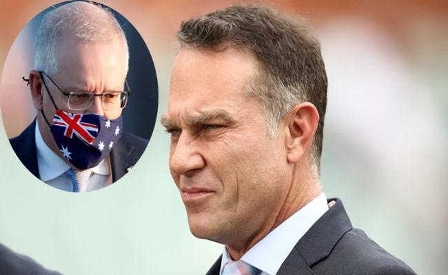 Michael Slater Slams Australian PM Come And Witness Dead Bodies On Street - Sakshi