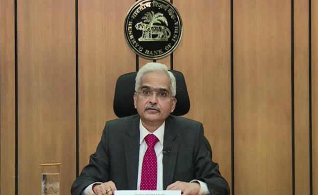 RBI Governor Shaktikanta Das addresses media - Sakshi
