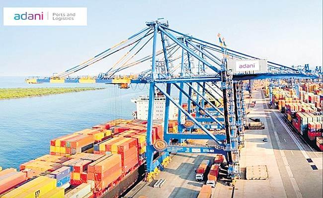 Adani Ports Q4 Results: Profit Jumps Fourfold But Misses Estimates - Sakshi