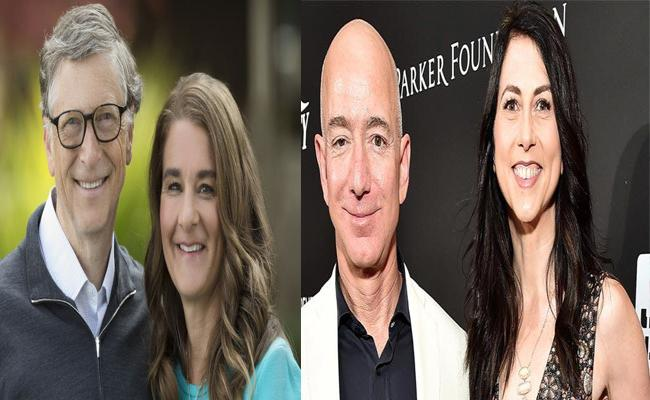 Bill And Melinda Separation Some Of World Most Expensive Divorces In History - Sakshi