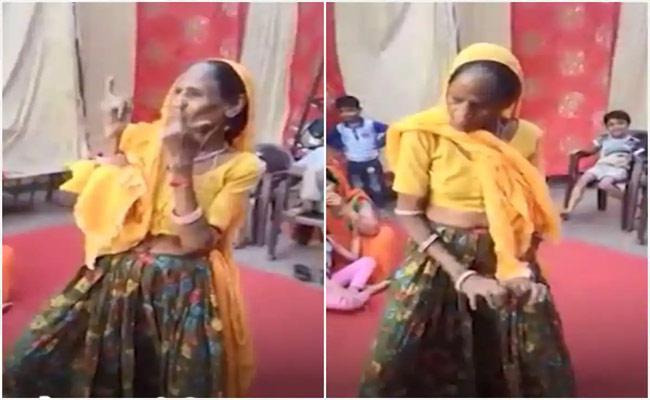 Video Of Desi Dadi Dancing On Spanish Rap Song Goes Viral - Sakshi