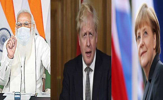 Survey: People Opinion On How Global Leaders Handling Covid Situations - Sakshi