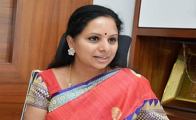 Prakasam Girl Gets New Lease Of Life With K Kavithas Help - Sakshi