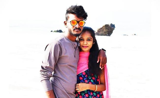Lover Committed Suicide After Reject Marriage Proposal In Sathupally - Sakshi