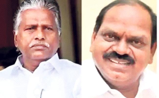 AIADMK 2 MPs Won Assembly Polls To Choose Assembly Or Rajya Sabha - Sakshi