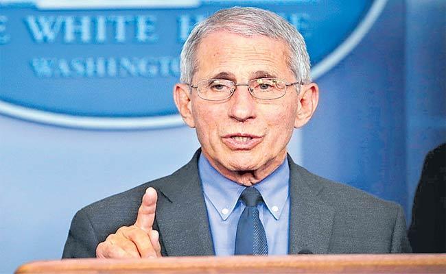 Dr Anthony Fauci Advice To India Over Corona Pandemic - Sakshi